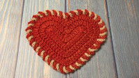 多学一些编织小技巧,作品才能更有特色,一款双色包边教程送达!