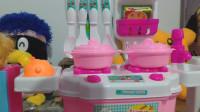 芭比娃娃厨房故事