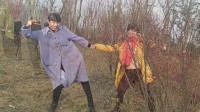 【任如意】搞笑版 《天竺少女》哈哈 南湖梅园开心姐妹