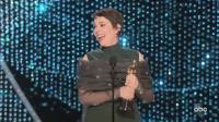 【猴姆独家】可爱又搞笑!奥利维娅·科尔曼凭借《宠儿》获得第91届奥斯卡最佳女主角