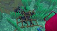 木筏求生-海上漂流记 再次抓到山羊!这次一定不能让它饿着了