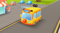 宝宝巴士:神奇的汽车奇奇妙妙体验开车的快乐游戏