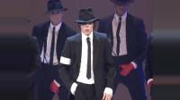迈克杰克逊《dangerous》1995MTV现场[超清版]