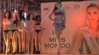 Arcole世界小姐泳装秀,这样走秀太搞笑了!