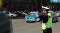 湖南岳阳:女子闯红灯被撞身亡  交警判定双方同责
