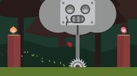 【肯尼】Pikuniku 野餐大冒险 P3 爆炸松子 踢了就跑