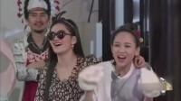 众明星走秀,谢娜搞笑,刘嘉玲气场强大,雅芝姐最美!