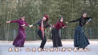 紫竹院广场舞——女兵,一群快乐的女兵,好精神好帅气!