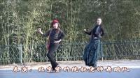 紫竹院广场舞——信马由缰,轻盈奔放,完美无暇的精彩演绎!