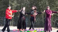 紫竹院广场舞——春天的故事,芭蕾范儿的广场舞,精彩又漂亮!
