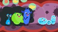 宝宝巴士细菌来了 第3集 好菌大战坏菌