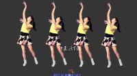 经典32步广场舞《天在下雨我在想你》歌甜舞美