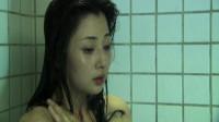 爱了散了:美女在家洗澡,老公不太给力,只能靠吃药维持生活!