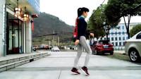 鬼步舞的《太空步》其实只有2步 看别人都很轻松吧?