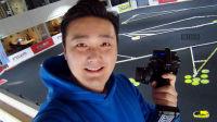 超人北京盈控遥控车场周末玩车视频 《超人聊模型》六十八期