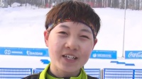 中国越野滑雪队顺利完赛
