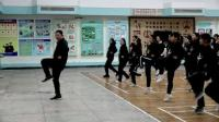 健美操的基本步伐   课堂实录  体育课堂教学