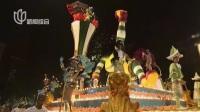 巴西:里约狂欢节——最强桑巴舞校较量  激情燃爆桑巴大道