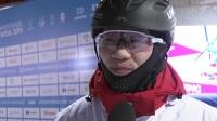 中国队获得空中技巧混合团体第四名