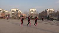 河阳广场鬼步舞10