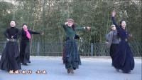 紫竹院广场舞——让我飞,好喜欢,真想和你一起飞!