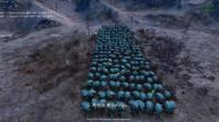 史诗战争模拟器:战争机器人vs丧尸军团,遭到包夹了