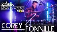 ★ME威律动★Corey Fonville - Zildjian Underground NYC