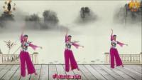 阳光美梅广场舞《醉千年》原创古典舞-正面演示-编舞:美梅