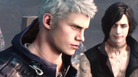 KO酷《鬼泣5》02期 初遇神秘人V 全剧情攻略流程解说 PS4游戏