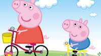 小猪佩奇的故事01 踩水坑 小猪佩奇动画片