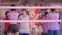 甜蜜暴击:鹿晗就读的女生学校,女生们都喜欢练习劈腿