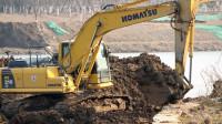 挖掘机视频表演大全 大挖机挖土机挖掘工作工程车儿童歌曲