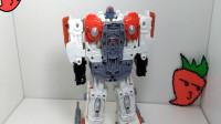 萝卜速变X飞龙机器人-模玩分享多米英雄烈火拯救队