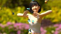 与蝶共舞动画,daz3d 动画作品