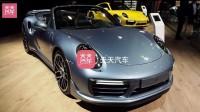 全新保时捷911 turbo S 敞篷车
