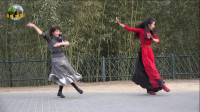 紫竹院广场舞——瑶山春,欢快热情的一支舞!