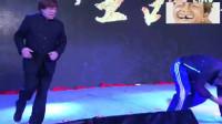 香港影视武打演员梁小龙,功底扎实,真正的功夫大师!