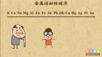 初中化学九年级下册 选择试剂验证金属的活动性顺序