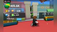 爱心小玲65 Roblox富翁模拟器游戏 速度加快