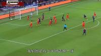 亚洲杯:国足对战泰国淘汰赛踢嗨了!里皮神换人,五分钟进两球