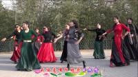 紫竹院广场舞——下个路口见,简单好看好学