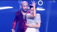 新舞林大会:董洁挑战超燃现代舞,这一动作,让Baby惊叹不已