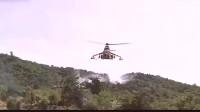第一滴血2史泰龙驾直升机的技术太6了 竟在空中转体720度。