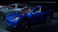 一分半看完特斯拉Model Y发布会,这是一台相对便宜的中型SUV
