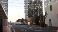 现场!新西兰奥克兰市一火车站又传爆炸声 警方紧急封锁周边区域