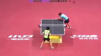 亚洲杯乒乓球赛,刘诗雯VS平野美宇
