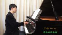 经典爵士钢琴曲《鸡啄雷格泰姆》[生动形象](王峥钢琴 160104 M.1604)(190316 AuHX)