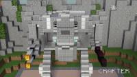 我的世界:怪物学校骷髅建造战斗公鸡也很强大嘛