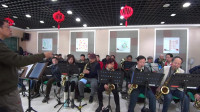 山丹丹开花红艳艳--澎之声管乐团20190316排练视频