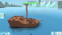 Roblox 大白鲨模拟器!在船长的怂技术下我竟然逃过了大白鲨的攻击!进击的剧情解说